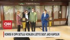 VIDEO: Komisi III DPR Setuju Komjen Listyo Sigit Jadi Kapolri