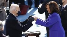 Resmi Pimpin AS, Biden-Harris Pecahkan Sederet Rekor
