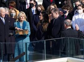 Joe Biden-Kamala Harris Resmi Jadi Presiden dan Wapres AS