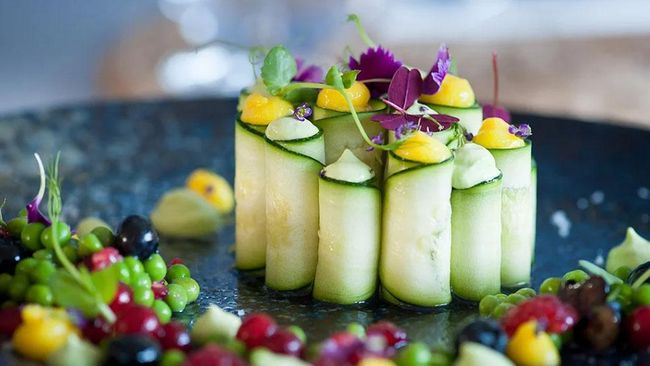 Untuk pertama kalinya, Michelin Guide memberikan satu bintangnya kepada sebuah restoran vegan di Prancis, Ona.