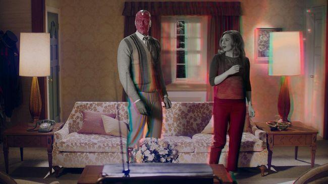 Presiden Marvel Studios Kevin Feige buka suara mengenai kemungkinan kehadiran WandaVision season 2.