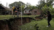 BIG: Bogor Rawan Bencana Gunung Api, Gempa dan Gerakan Tanah