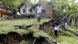 Badan Geologi Ungkap Penyebab Tanah Turun di Pekalongan