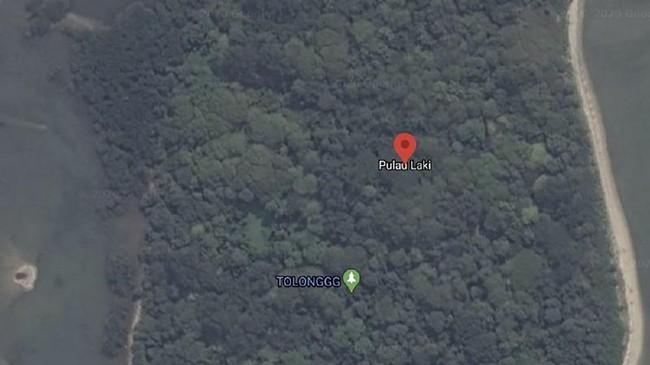 Cek Tanda SOS di Pulau Laki, Basarnas Tak Temukan Apapun