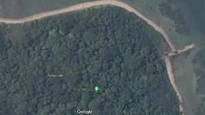 Penjelasan Google Tanda SOS dan TOLONGGG Muncul di Pulau Laki