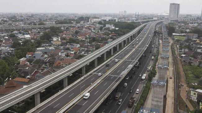 Tol Layang Jakarta-Cikampek Dibuka, Penyekatan Mudik Berakhir
