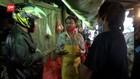 VIDEO: Aksi Sweeping Pastikan Tak Ada Pedagang Berjualan