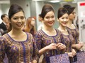 VIDEO: Singapore Airlines, Maskapai Pertama yang Vaksin Awak