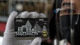 Jokowi Resmikan Operasional KRL Yogya-Solo