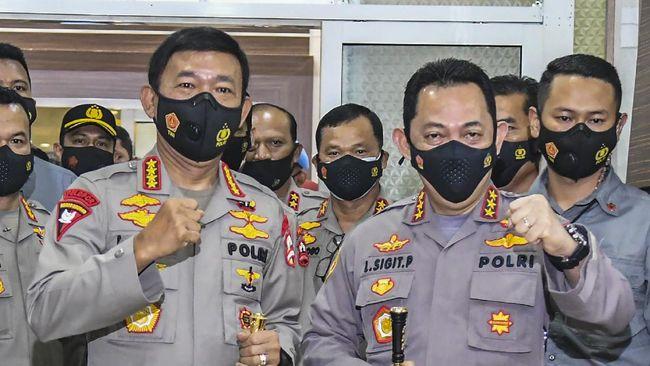 Indonesia Police Watch (IPW) menilai Komjen Listyo Sigit Prabowo bakal menggeser posisi sejumlah Kapolda.