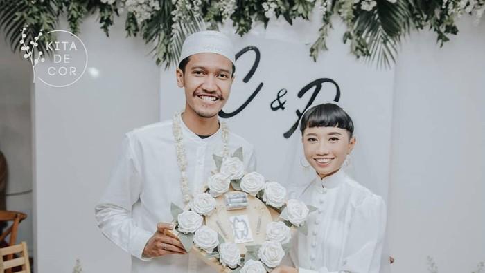 Intip Makeup dan Baju Pengantin Pernikahan Santai yang Viral di Tiktok!