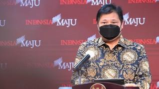 Airlangga Minta Gubernur Tambah Lokasi Isolasi Covid Sendiri