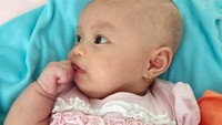 <p>Kini, Arsila berusia dua bulan. Meski masih bayi, sudah terlihat menggemaskan nih, Bunda. (Foto: Instagram @sirajuddinmahmudsabang)</p>