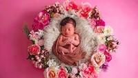 <p>Baru lahir, Arsila sudah punya banyak photoshoot yang lucu ya? (Foto: Ritta Rajagukguk via Instagram @zaskia_gotix)</p>