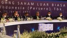 Gelar RUPSLB 2021, BRI Sepakat Perkuat Komitmen Terhadap UMKM