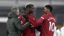 Gebuk Liverpool, Man Utd Bidik Dua Gelar