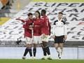 5 Fakta Man Utd ke Puncak Klasemen Usai Bekuk Fulham