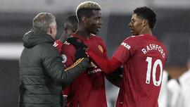 Klasemen Liga Inggris, Man Utd Kembali Rebut Tahta