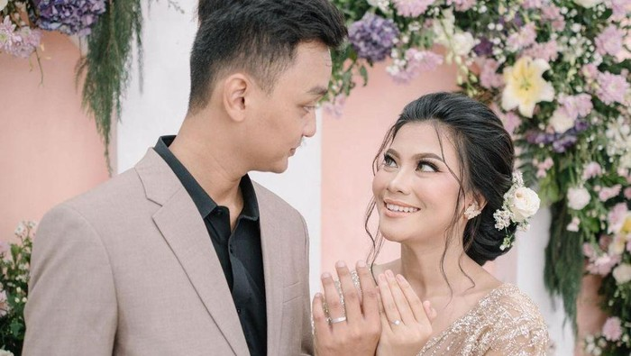 Sederhana dan Intim, Influencer Hanum Mega Berikan Bocoran Tentang Pernikahannya