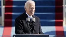 Suka Cita Seleb AS Saksikan Joe Biden Resmi Jadi Presiden