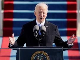 Pidato Perdana, Biden Janji Basmi Supremasi Kulit Putih