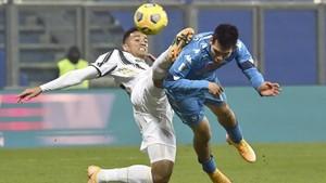 Hasil Piala Super Italia: Bekuk Napoli, Juventus Juara