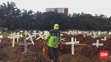 TPU Rorotan Dibuka Jadi Makam Pasien Covid Mulai Bulan Depan