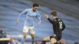 Hasil Liga Inggris: Tekuk Aston Villa, Man City Kuasai Puncak