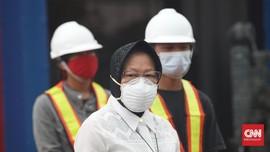 Risma Sebut Jumlah Korban Narkoba Setara Warga Satu Surabaya