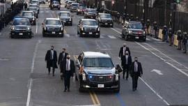 The Beast Lungsuran Trump Kawal Joe Biden ke Pelantikan