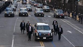 The Beast, Limosin Mewah 'Malaikat' Pelindung Joe Biden