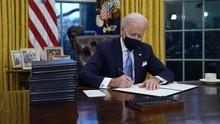 Serangan di Suriah, Biden: Iran Harus Berhati-hati