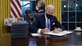 Aturan Baru, Biden Wajibkan Pakai Masker dan Karantina Turis