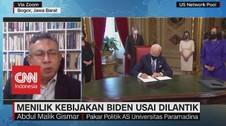VIDEO: Menilik Kebijakan Biden Usai Dilantik