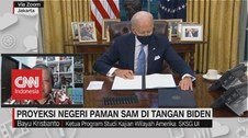 VIDEO: Proyeksi Negeri Paman SAM di Tangan Biden