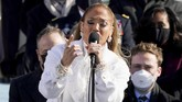 Pelantikan Joe Biden-Kamala Harris sebagai Presiden-Wapres AS diiringi penampilan Lady Gaga dan Jennifer Lopez.