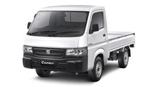 Suzuki Carry Disegarkan dan Tambah Alat Pemadam Kebakaran