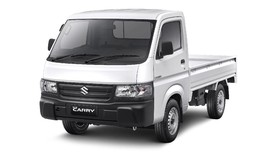 Suzuki New Carry Disegarkan dan Tambah Alat Pemadam Kebakaran