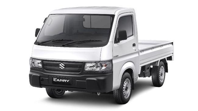 Suzuki New Carry 2021 diluncurkan dengan perubahan tampilan dan tambahan APAR atau alat pemadam kebakaran.