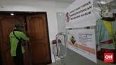 Pemprov DKI menyiapkan Balai Latihan Kesenian yang berada di jalan KH Mas Mansyur sebagai tempat isolasi mandiri bagi Orang Tanpa Gejala (OTG) Covid-19.