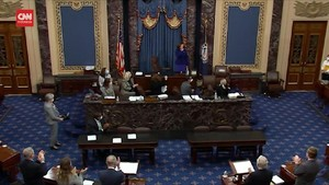 VIDEO: Biden-Harris Tancap Gas Usai Pelantikan