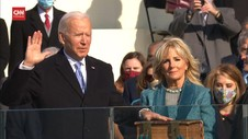 VIDEO: Joe Biden Dilantik Jadi Presiden AS