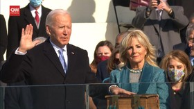 VIDEO: Joe Biden Dilantik Jadi Presiden AS