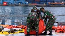 VIDEO: Hari Ke-13 Operasi SAR, CVR SJ182 Belum Juga Ditemukan
