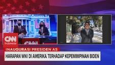 VIDEO: Harapan WNI di Amerika Terhadap Kepemimpinan Biden