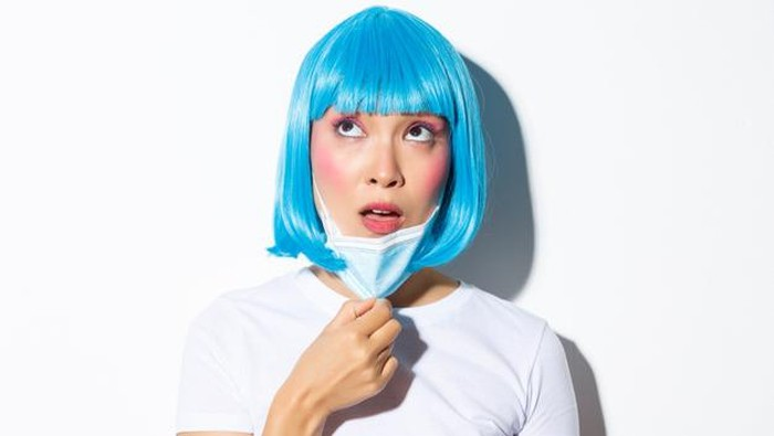 Tip Makeup Awet Seharian Saat Menggunakan Masker