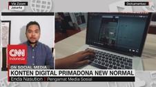 VIDEO: Konten Digital Primadona New Normal