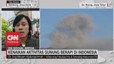 VIDEO: Kenaikan Aktivitas Gunung Berapi di Indonesia