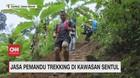 VIDEO: Jasa Pemandu Trekking di Kawasan Sentul