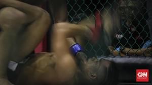 FOTO: MMA yang Bangun dari Tidur Lama